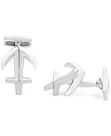 EFFY® Men's Anchor Cuff Links in Sterling Silver
