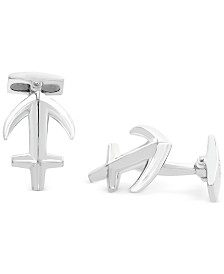 EFFY® Men's Anchor Cuff Links in Sterling Silver