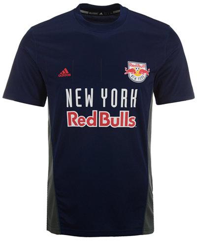 adidas Men's New York Red Bulls Performance T-Shirt