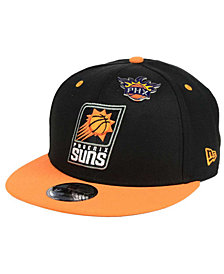 New Era Phoenix Suns Pintastic 9FIFTY Snapback Cap