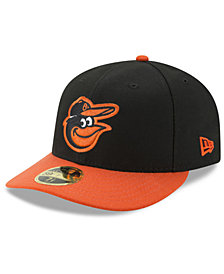 New Era Baltimore Orioles Low Profile AC Performance 59FIFTY Cap