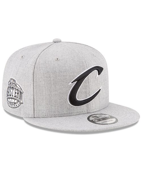 new arrival f9630 b9b96 ... Snapback Cap  New Era Boys  Cleveland Cavaliers The Heather 9FIFTY  Snapback ...