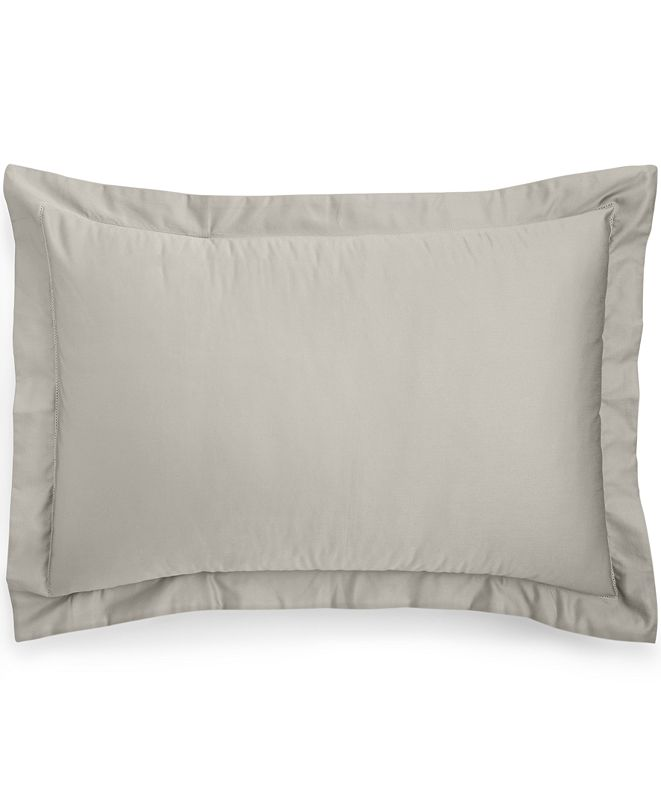 Charter Club Cotton 550-Thread Count King Sham, Created for Macy's