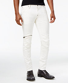 G-Star Raw Men's 5620 3D Zip Knee Slim Fit Stretch Jeans