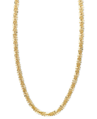 14k Gold Necklace, 20