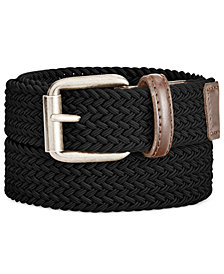 Levi's® Braided Batwing Belt, Big Boys
