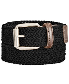 Levi's® Braided Batwing Belt, Big Boys