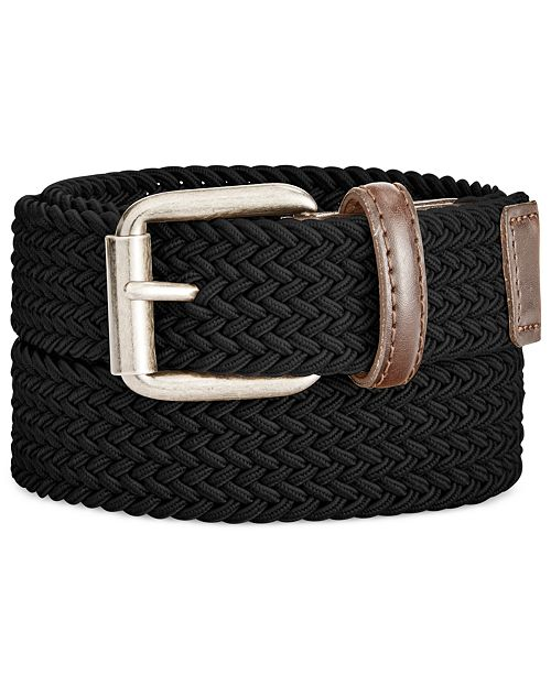 Levi's Braided Batwing Belt, Big Boys