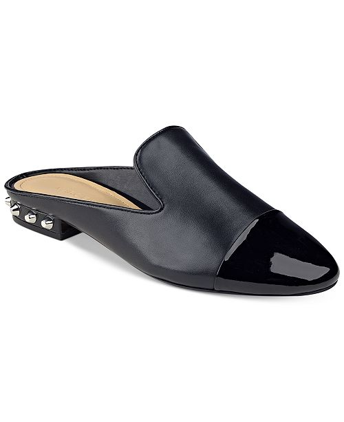 81401600703 Marc Fisher Analise Slide-On Mules   Reviews - Mules   Slides ...