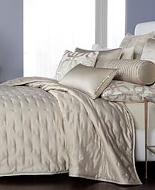 Fresco Quilted Full/Queen Coverlet, Created for Macy's