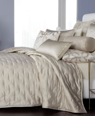 Hotel Collection Fresco Quilted Full/Queen Coverlet, Created For Macyu0027s