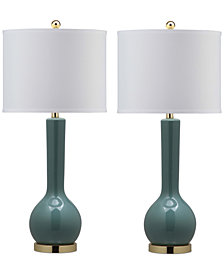 Safavieh Set of 2 Mae Table Lamps