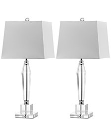 Safavieh Set of 2 Aiden Table Lamps