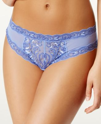 Image of Natori Feathers Low-Rise Sheer Hipster 753023