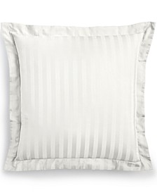 "1.5"" Stripe European Sham, 100% Supima Cotton 550 Thread Count , Created for Macy's"