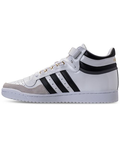 1dc4249c0 adidas Men s Concord II Mid Casual Sneakers from Finish Line ...