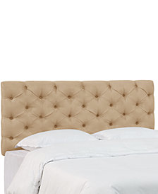 Hyde Park California King Headboard, Quick Ship