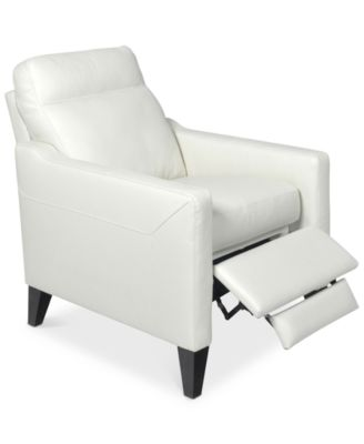 Exceptional Emilda Leather Pushback Recliner, Created For Macyu0027s. Furniture