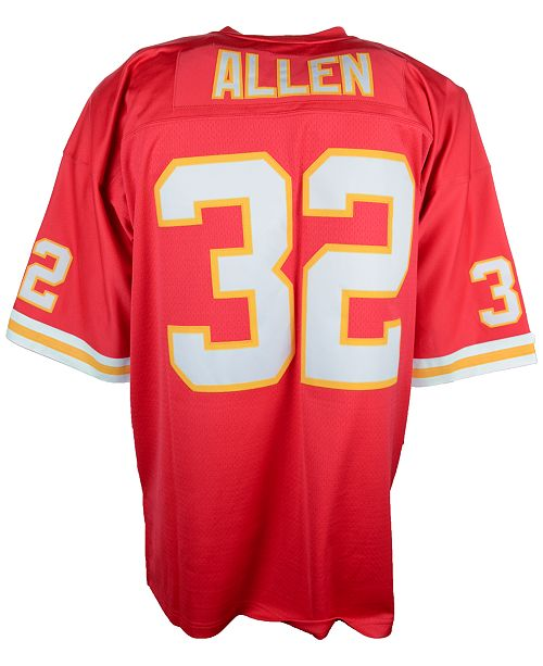 low priced 116bc efd77 Men's Marcus Allen Kansas City Chiefs Replica Throwback Jersey
