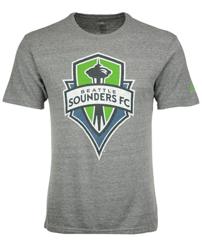 adidas Men's Seattle Sounders FC Vintage Too Triblend T-Shirt