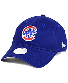 New Era Women's Chicago Cubs Team Glisten 9TWENTY Cap