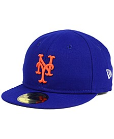 New York Mets Authentic Collection My First Cap, Baby Boys