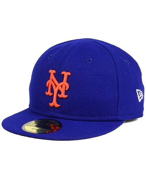 0a4660f0db5f83 ... New Era New York Mets Authentic Collection My First Cap, Baby Boys ...