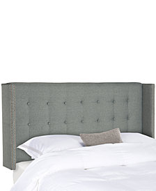 Konrad Twin Tufted Headboard, Quick Ship