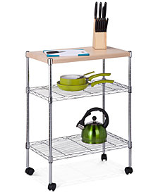 Honey Can Do Kitchen & Utility Cart