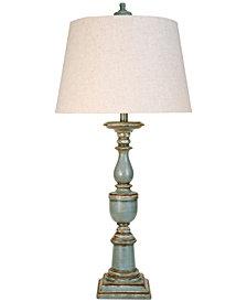 StyleCraft Classic Veri Wash Table Lamp