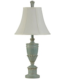 StyleCraft Traditional Table Lamp