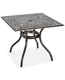 Kerine Square Table, Quick Ship