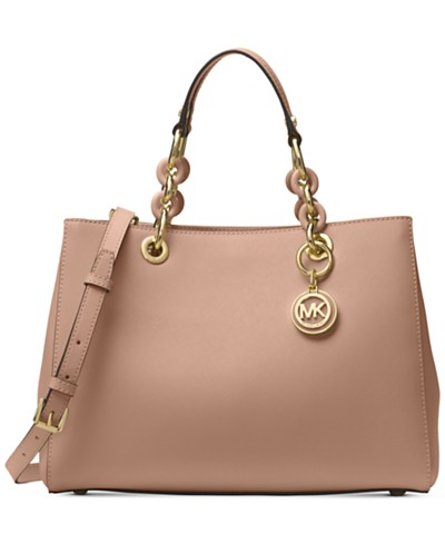 MICHAEL Michael Kors Cynthia Small East West Satchel