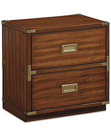 Bynder 2-Drawer Cabinet, Quick Ship