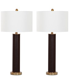 Set of 2 Ollie Table Lamps