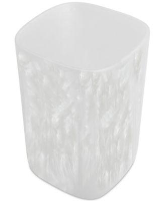 Paradigm Murano White Bath Accessories Collection Reviews
