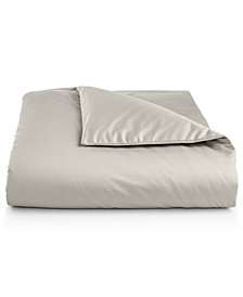 Charter Club Damask Full/Queen Duvet Cover, 100% Supima Cotton 550 Thread Count, Created for Macy's