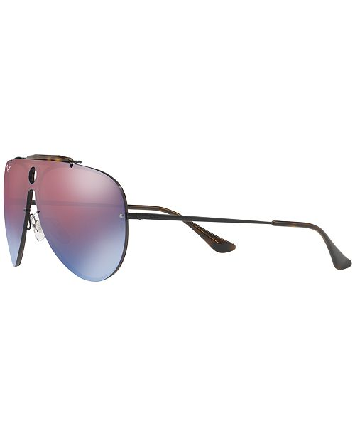 Ray-Ban Sunglasses, RB3581N BLAZE SHOOTER