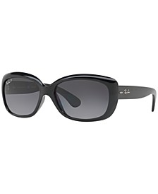 Polarized Sunglasses , RB4101 JACKIE OHH
