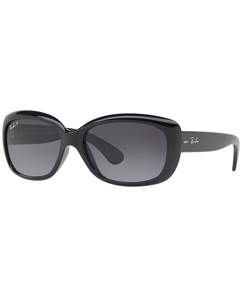 Polarized Sunglasses, RB4101 JACKIE OHH