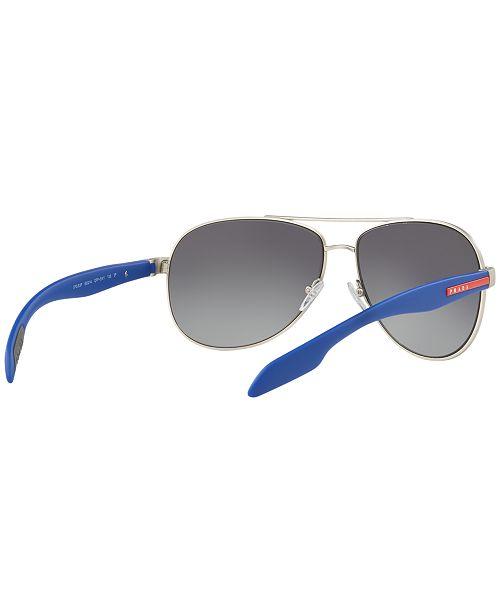 c232fd2a89575 ... Prada Linea Rossa Polarized Sunglasses