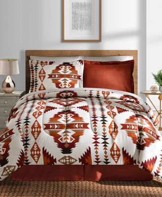 closeout mojave reversible comforter sets