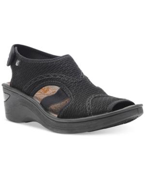 Dream Washable Wedge Sandals Women's Shoes