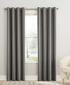 "Grant 54"" x 108"" Grommet Top Curtain Panel"