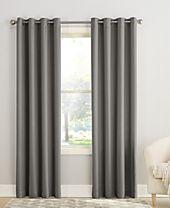 "Sun Zero Grant Room Darkening Grommet 54"" x 108"" Curtain Panel"