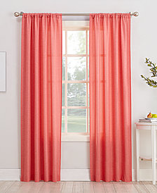 "CLOSEOUT! Lichtenberg No. 918 Elation Sheer 40"" x 84"" Curtain Panel"