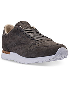 Reebok Men's Classic Leather STN Casual Sneakers from Finish Line