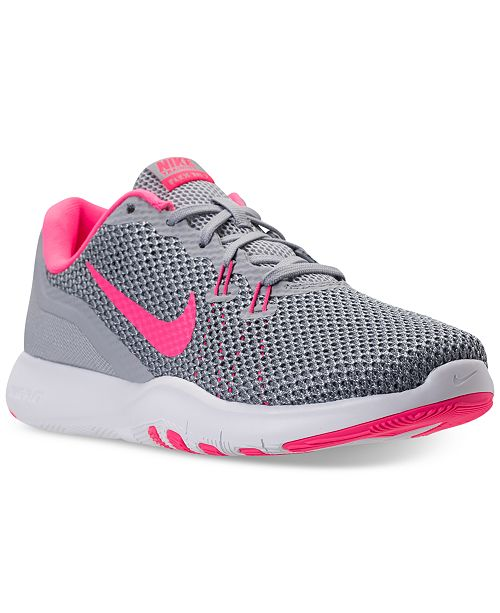 3904223f93c50 Nike Women s Flex Trainer 7 Training Sneakers from Finish Line ...