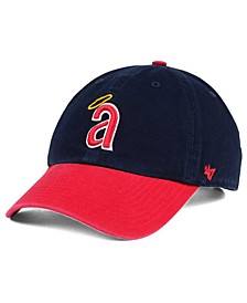 Los Angeles Angels of Anaheim Cooperstown CLEAN UP Cap