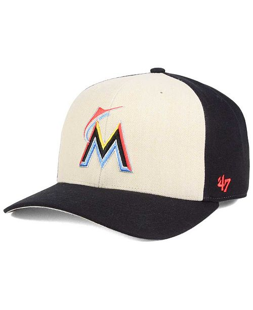 '47 Brand Miami Marlins Inductor MVP Cap